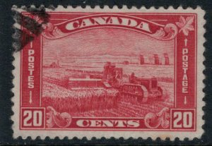 Canada #175  CV $1.40  Light cancel