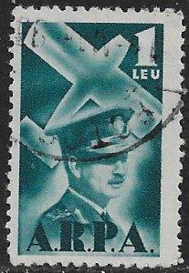 ROMANIA 1931 1L AVIATION FUND REVENUE BFT.3 VFU