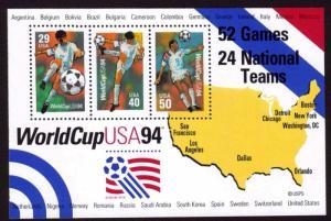 MALACK 2837, Sheet,  World Cup Soccer,  S.S. n4925