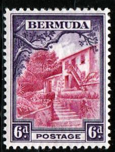 Bermuda, Scott # 112(3), MLH