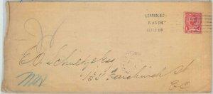 79076 - GB  - Postal History - SG #  99 on COVER  1912