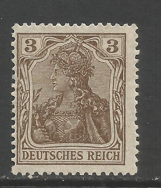 GERMANY 66 MNG GERMANIA X611