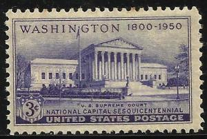 United States 1950 Scott# 991 MNH