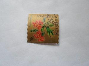 burundi stamp cto og mint hinged. # 14