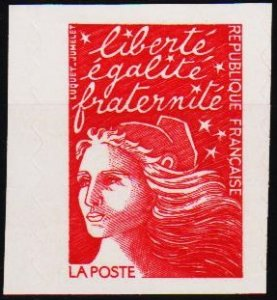 France. 1997 3f Self Adhesive. Unmounted Mint