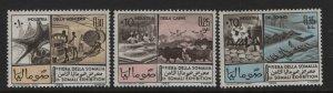 SOMALIA, 279-281, (3)SET, HINGED, 1965, 8TH SOMALI FAIR