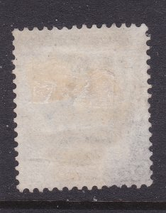 Great Britain a used QV 6d plate 17 from 1873