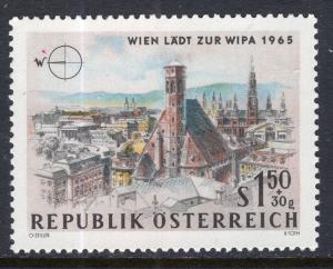 Austria B312 MNH VF