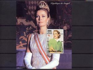 Senegal 1998 Princess Grace de Monaco S/S YVERT # 46 mnh
