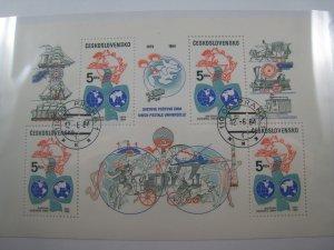 CZECHOSLOVAKIA 1984 SCOTT # 2517   USED