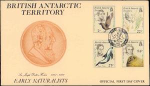 British Antarctic Territory, Worldwide First Day Cover