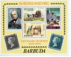 Barbuda 384a MNH