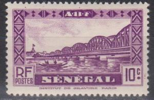 Senegal #147 F-VF Unused (B3841)