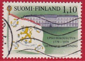 Finland - 1979 - Scott #616 - used - Military Academy