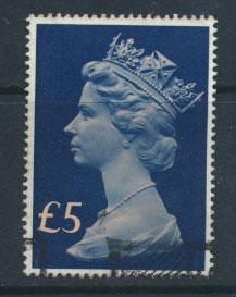 Great Britain SG 1028  - Used - Machin