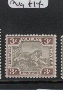 Malaya FMS SG 16b MOG (6drn)