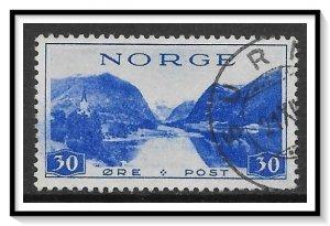 Norway #183 Jolster In Sunnfiord Used
