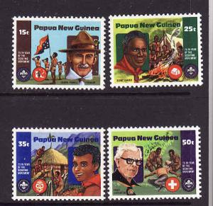 D2-Scouts-Scouting-Papua New Guinea-Sc#554-7-unused NH set-1