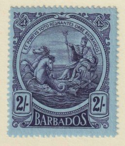 BARBADOS 137  MINT HINGED OG * NO FAULTS VERY FINE !