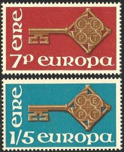 [2883]   Ireland # 242 - 43 Mint Never Hinged