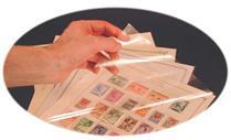 Page Protectors Pkg 25 Clear, 03006