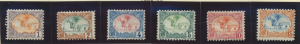 Somali Coast (Djibouti) Stamps Scott #34 To 48, Mint Hinged - Free U.S. Shipp...