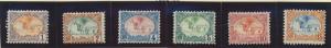 Somali Coast (Djibouti) Stamps Scott #34 To 48, Mint Hinged - Free U.S. Shipp...