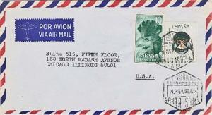 Fernando Poo 4P Stamp Day and 10P Great Blue Touraco 1968 Correo Aereo Fernan...