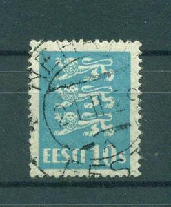 Estonia sc# 95 (2) used cat value $.25