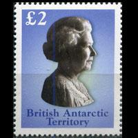 BR.ANTARCTIC TERR. 2003 - Scott# 322 Queen Set of 1 LH