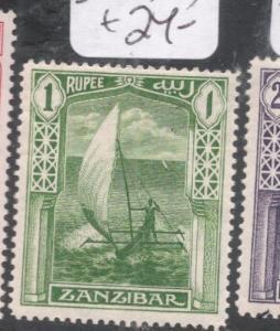 Zanzibar SG 255 MOG (9djs)