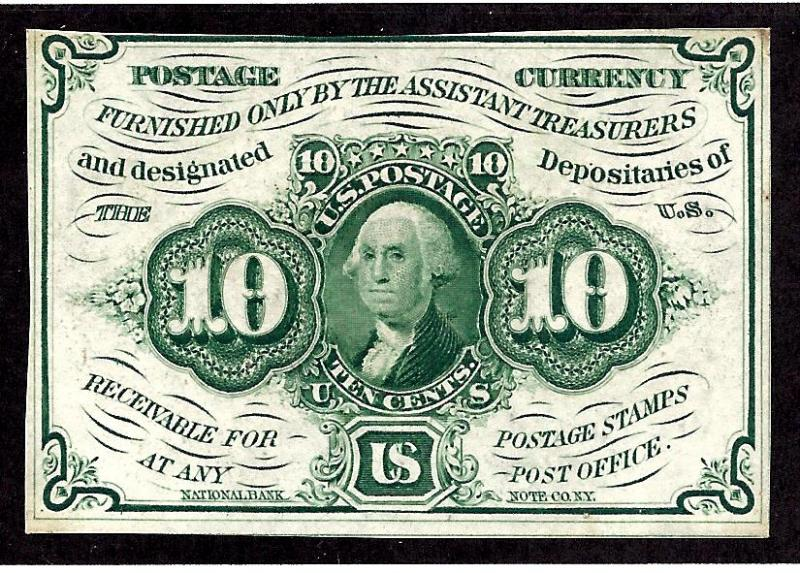 PC6 Mint,NH... Postal Currency... SCV $85.00