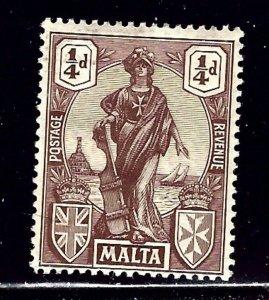Malta 98 MH 1922 issue    (ap1625)
