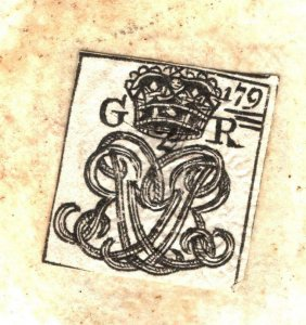 GB Wales REVENUES DOCUMENT Indenture ROYAL CYPHER 1756 Caernarvonshire MAL84