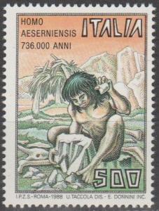 Italy #1729  MNH F-VF (SU62)