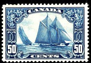 Canada #158 MINT OG LH
