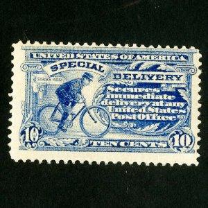 US Stamps # E6 F+ Mint OG NH Scott Value $525.00