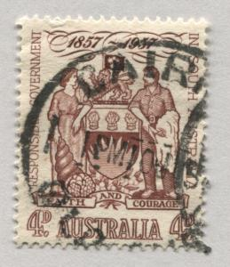 Australia 304   Used