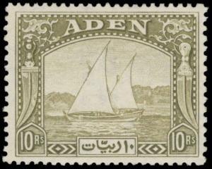 Aden Scott 12 Gibbons 12 Mint Stamp