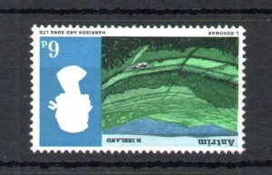 6d LANDSCAPES (PHOSPHOR) UNMOUNTED MINT WITH WATERMARK INVERTED Cat £170