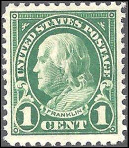 552 Mint,OG,NH... SCV $2.75