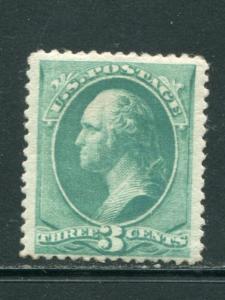 USA  # 213 Mint NH  -    Lakeshore Philatelics