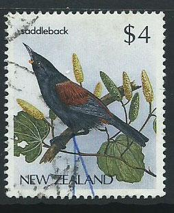 New Zealand SG 1295 Used and with pen cancel