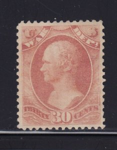 O92 VF-XF unused ( mint no gum ) with nice color cv $ 45 ! see pic !