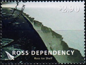 Ross Dependency. 2012 $2.90. Fine Used