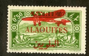 ALAOUITES C17 MH SCV $5.00 BIN $1.00. THIN