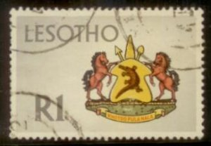 Lesotho 1971 SC# 103 Used  L156