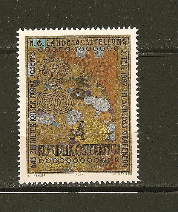 Austria Kaiser Franz Josephs Art 1987 Issue MNH
