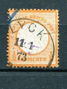 Germany #15 Used  well centered   - Lakeshore Philatelics