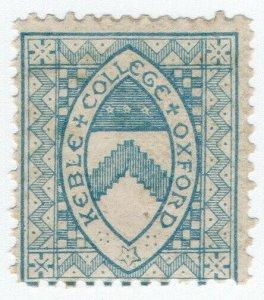 (I.B) Cinderella Collection : Keble College, Oxford